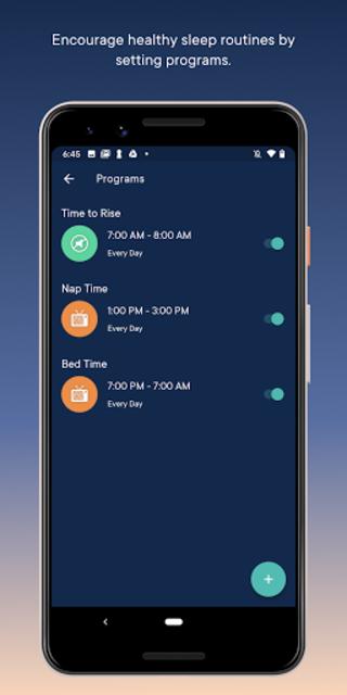 Hatch Sleep screenshot 8