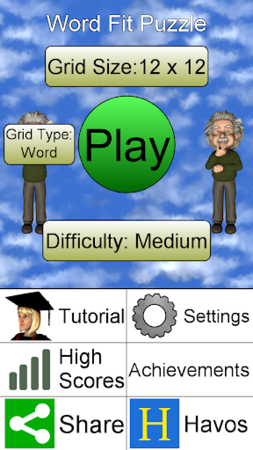 Word Fit Puzzle screenshot 5
