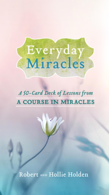 Everyday Miracles: A 50-Card Deck of Lessons screenshot 1