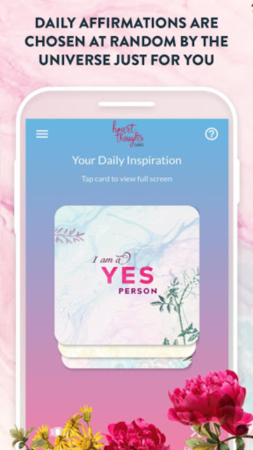 Heart Thoughts Cards - Louise Hay screenshot 2
