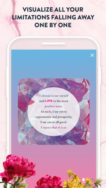 Heart Thoughts Cards - Louise Hay screenshot 4