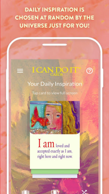 I Can Do It Cards by Louise Hay screenshot 2