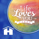 Icon for Life Loves You Cards - Louise Hay & Robert Holden