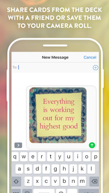Life Loves You Cards - Louise Hay & Robert Holden screenshot 4