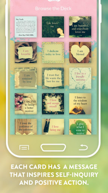 Life Loves You Cards - Louise Hay & Robert Holden screenshot 5