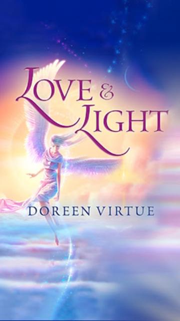 Love & Light Cards - Doreen Virtue screenshot 1