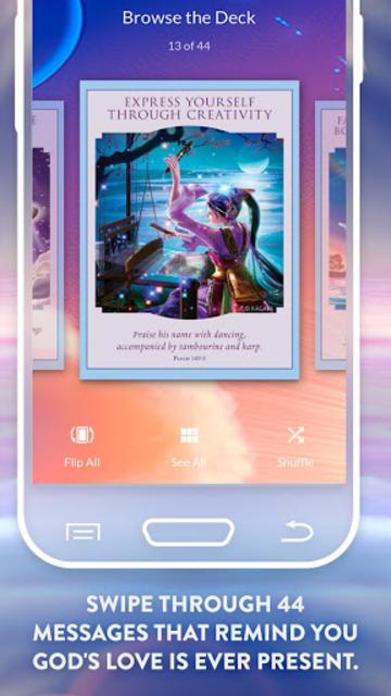 Love & Light Cards - Doreen Virtue screenshot 3