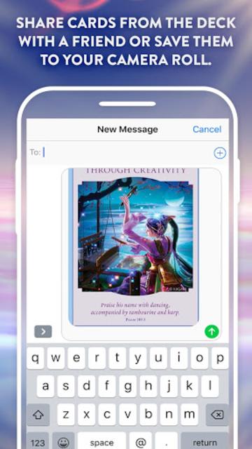 Love & Light Cards - Doreen Virtue screenshot 4