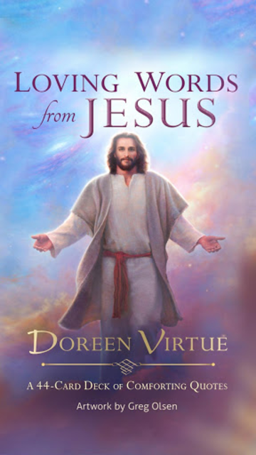 Loving Words from Jesus - Doreen Virtue screenshot 1
