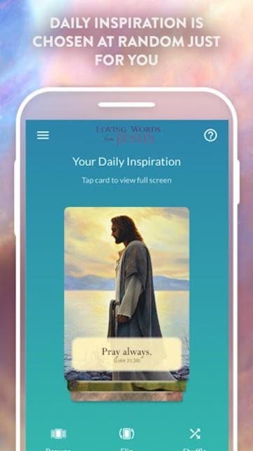 Loving Words from Jesus - Doreen Virtue screenshot 2