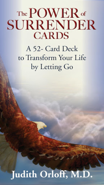 The Power of Surrender Cards - Judith Orloff, M.D. screenshot 1