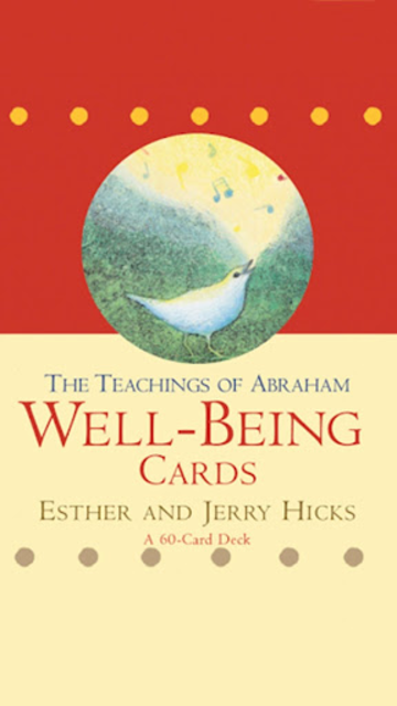 The Teachings of Abraham Well-Being Cards screenshot 1