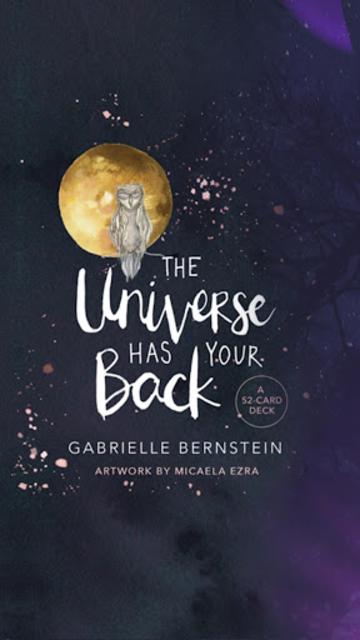 The Universe Has Your Back - Gabrielle Bernstein screenshot 1