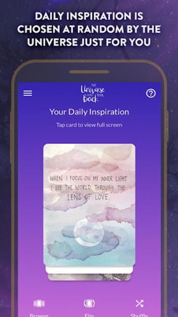 The Universe Has Your Back - Gabrielle Bernstein screenshot 2