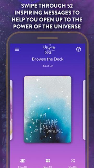 The Universe Has Your Back - Gabrielle Bernstein screenshot 4