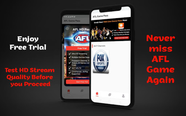 AFL Free Live Stream Schedule and Scores screenshot 3