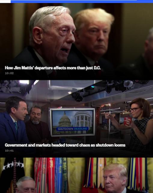 MSNBC Live on MSNBC screenshot 1