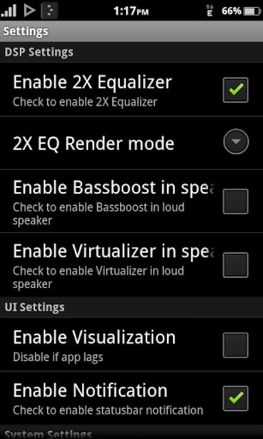 DSP Manager & Equalizer Pro screenshot 7