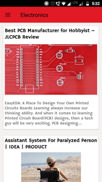 Electronics Lovers - Arduino ,Tech & Science Blog screenshot 5