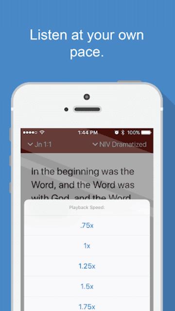 Bible Audio screenshot 3