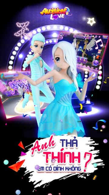 Au Love: Game nhảy thả thính screenshot 1
