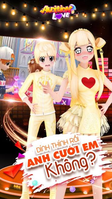 Au Love: Game nhảy thả thính screenshot 2