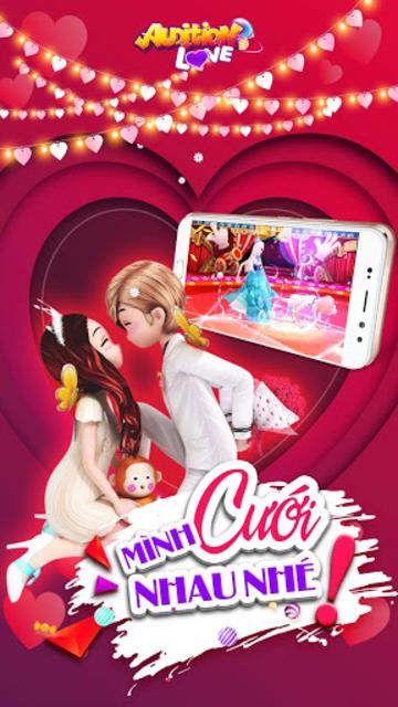 Au Love: Game nhảy thả thính screenshot 3