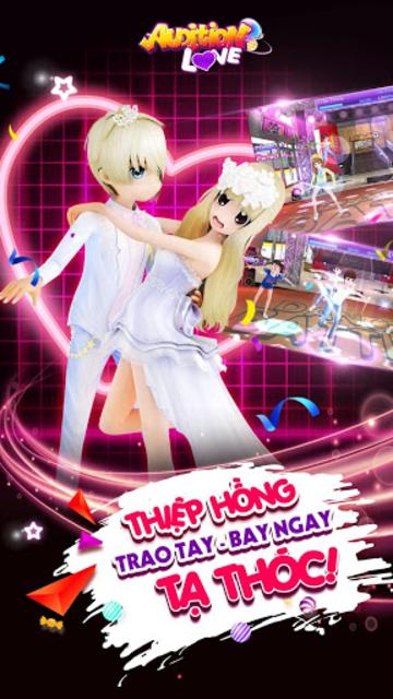 Au Love: Game nhảy thả thính screenshot 4