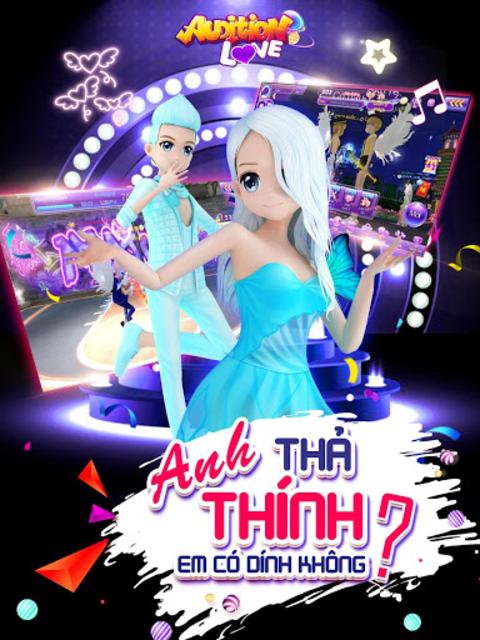 Au Love: Game nhảy thả thính screenshot 6