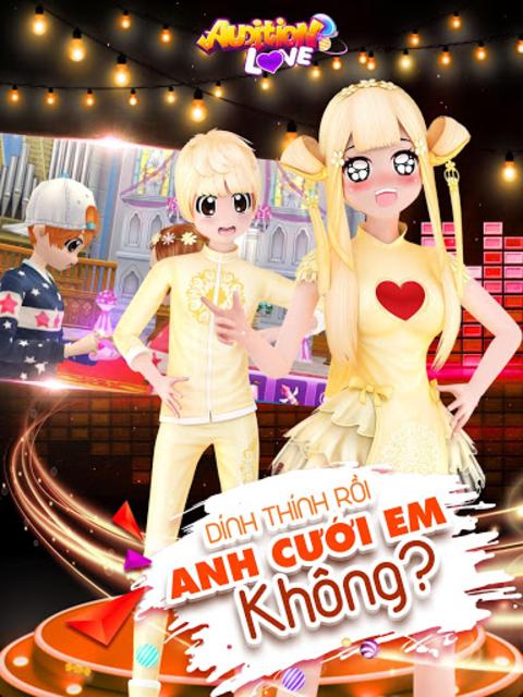 Au Love: Game nhảy thả thính screenshot 7