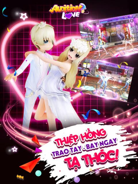 Au Love: Game nhảy thả thính screenshot 9