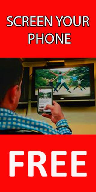 screen mirroring hdmi mhl connect screenshot 3