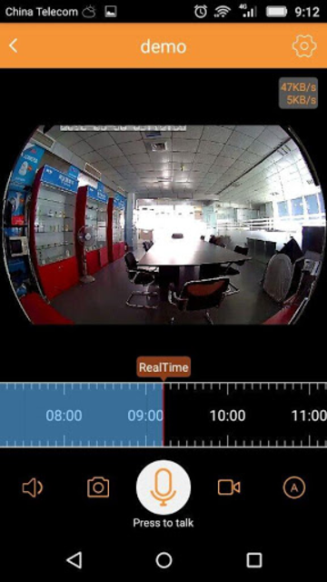 HDIPC360 screenshot 2