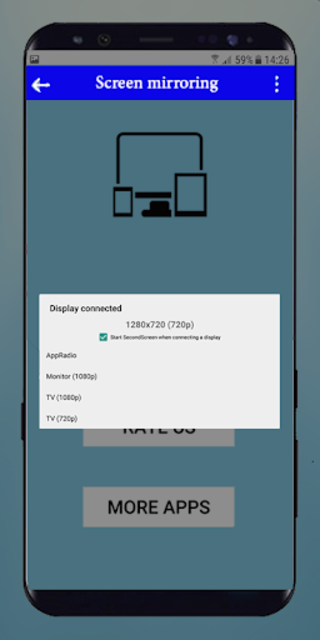 HDMI mhl for android connect phone to tv screenshot 4