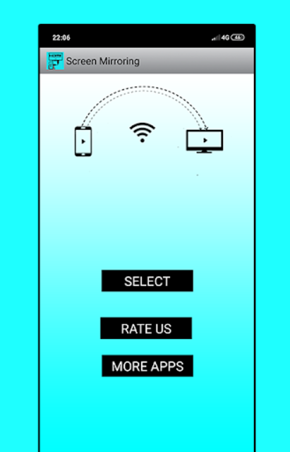hdmi usb connector mobile screen cast mirroring tv screenshot 3