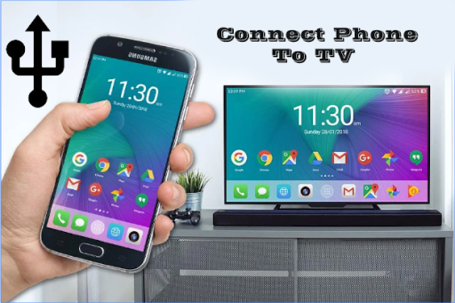 Phone Connect to tv screenshot 1