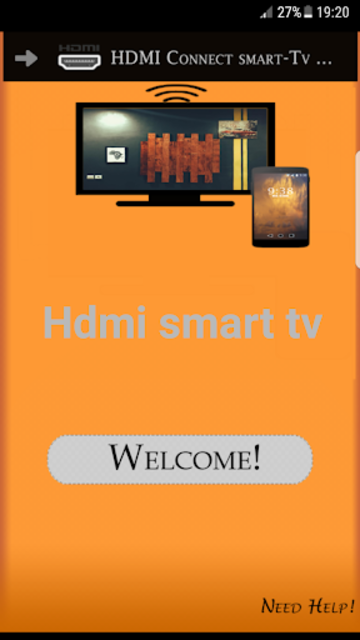 Hdmi Smart-Tv screenshot 1