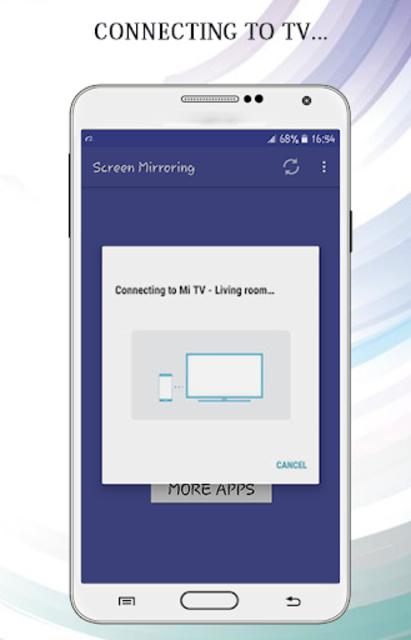 HDMI MHL - Mirror Phone To TV screenshot 3