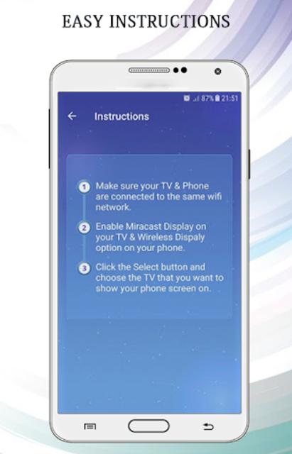 HDMI MHL - Mirror Phone To TV screenshot 4