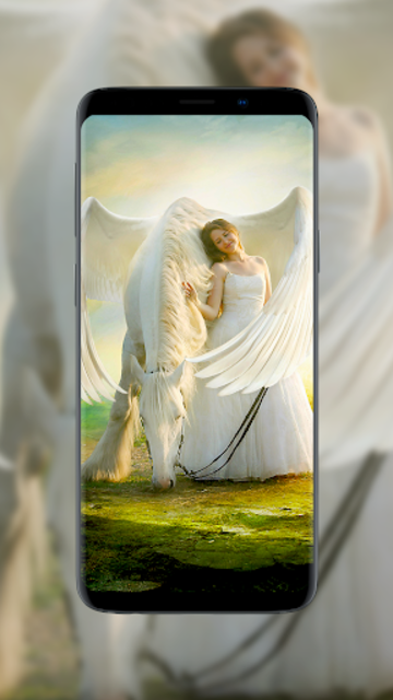 💃 Wallpapers for Girls - Girly backgrounds screenshot 1
