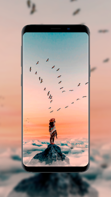 💃 Wallpapers for Girls - Girly backgrounds screenshot 2