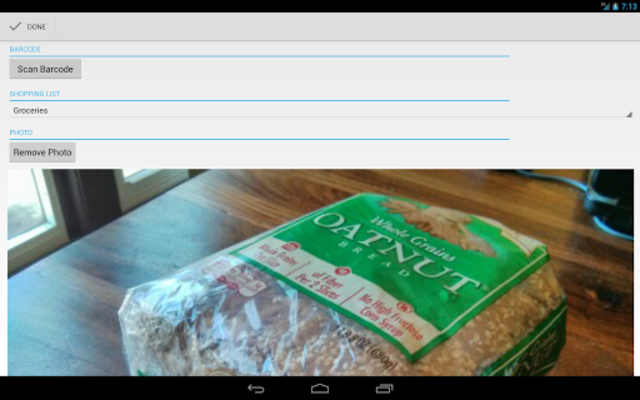 OurGroceries Key screenshot 9