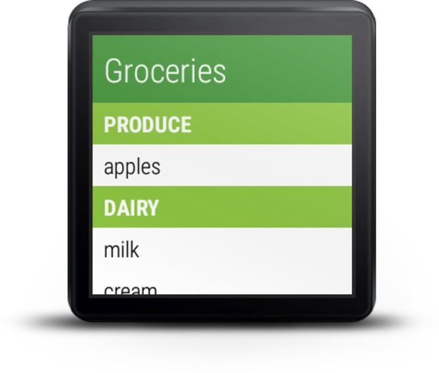 OurGroceries Key screenshot 16