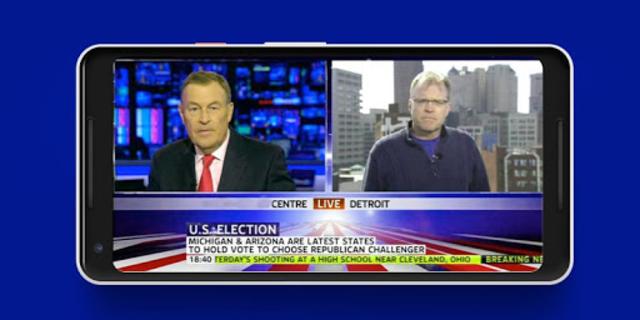 Live News Online Updates screenshot 2