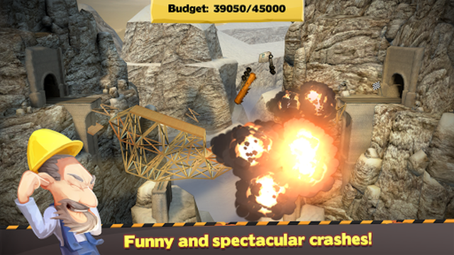 Bridge Constructor screenshot 17