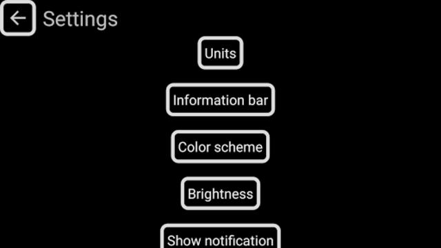 Head-Up Nav HUD Navigation PRO screenshot 6