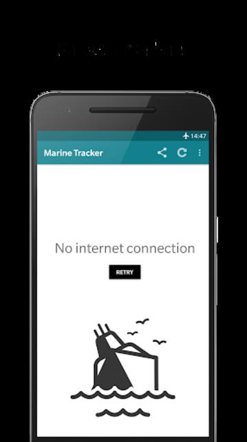 Marine Radar - Ship tracker screenshot 4
