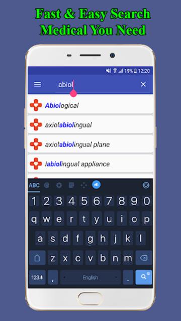 Medical Terminology Dictionary | Free & Offline screenshot 3