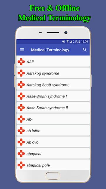 Medical Terminology Dictionary | Free & Offline screenshot 5