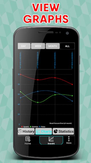 Blood Pressure : Blood Sugar : Body Temperature screenshot 8